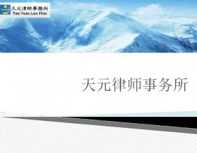 天元律师事务所
